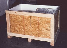 crated items