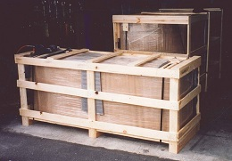 specialty items crated