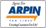 Agent of Arpin Van Lines Creating Customers for Life